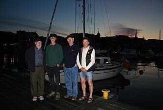 På båttur rundt Skandinavia