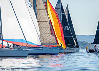Hva har skjedd med regattadeltagelsen?