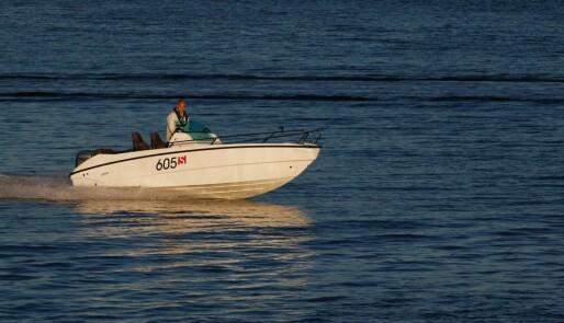 OceanMaster 605s to motorstørrelser