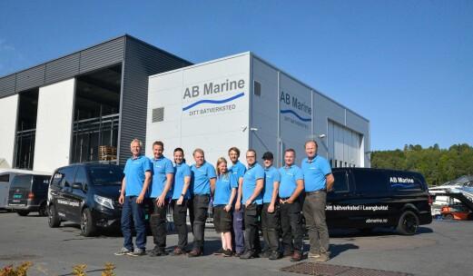 AB Marine er klare for høstservice