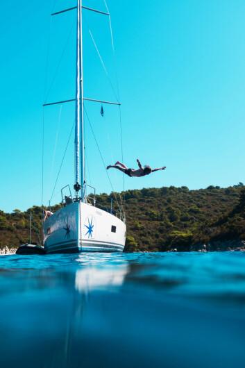 DELINGSØKONOMI: Godt vedlikeholdsprogram gjør at båten holder seg godt over mange år.