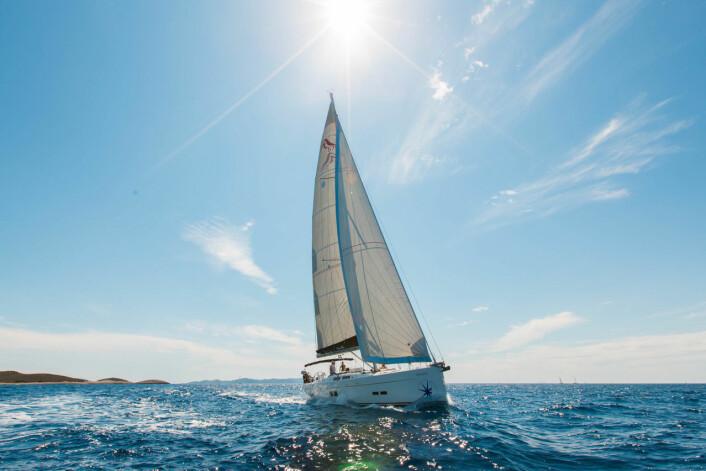 FRIHET: Med opplegget til Navigare Yachting kan du velge selv hvor du vil seile, hele året.