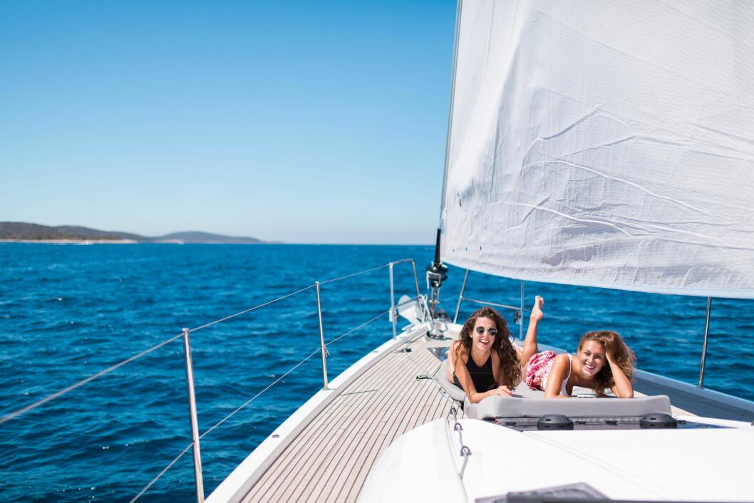 VARME: Flere har oppdaget muligheten av å investere i seiling i fremmede farvann.