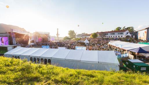 Ta turen til Tysnesfestivalen