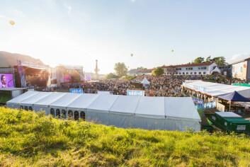 Tysnesfestivalen: Fantastiske forhold for nydelige konsertkvelder.