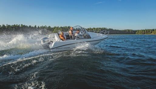 Rimelig tilgang til det store båtlivet
