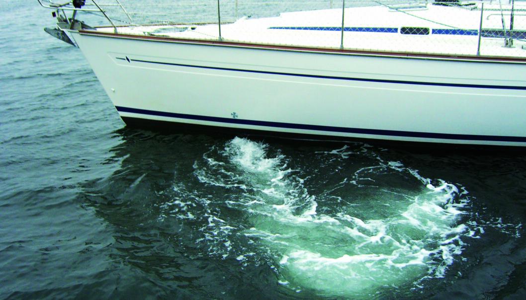 EFFEKT: Baugpropeller monteres nå på stadig flere båter i alle størrelser.