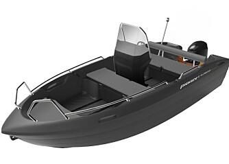 Pioner først i verden til å printe båt