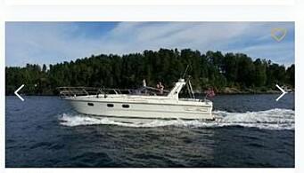 Princess Riviera til leie i Oslofjorden