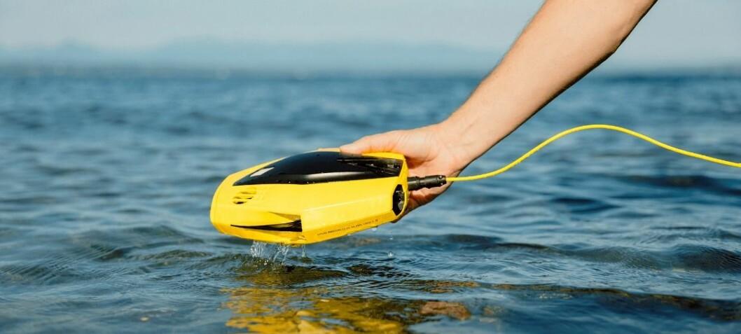 Inspisér båten via mobilen