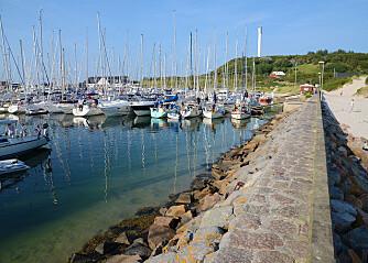 Regler for å seile til Danmark