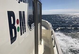 Fra fly og bil til båt