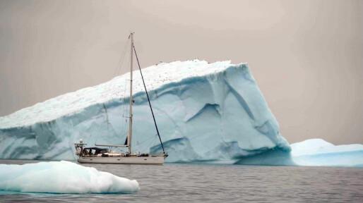 Familie med femåring i 28 døgn til Grønland