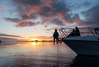 Tre måneder langs norskekysten