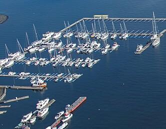 Vollen utvider tilbudet til båtfolk