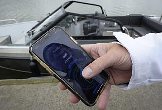 NaviWheel: Styr båten med hjul og jet