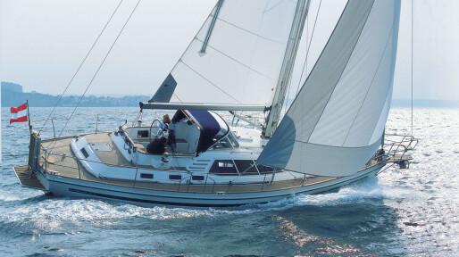 Komfortabel langturbåt fra Østerrike