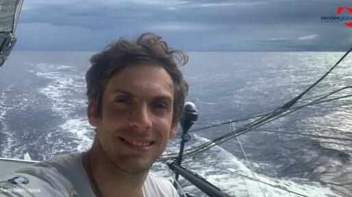 Ny båt i ledelse i Vendée Globe