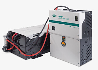 Grønt alternativ til generator