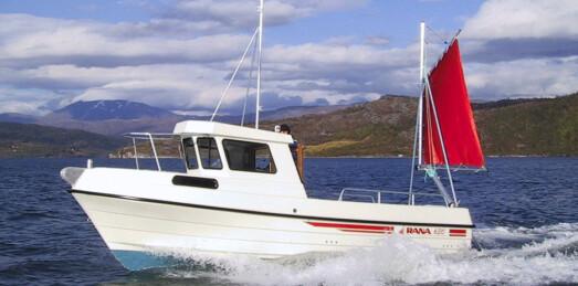 Bygger nye båter mens konkursen fortsatt er varm