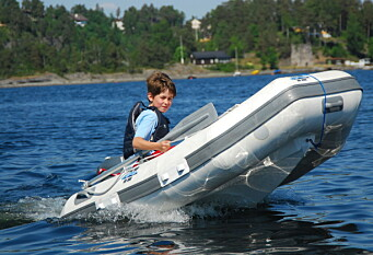 Nå kan ungdom gi gass på sjøen