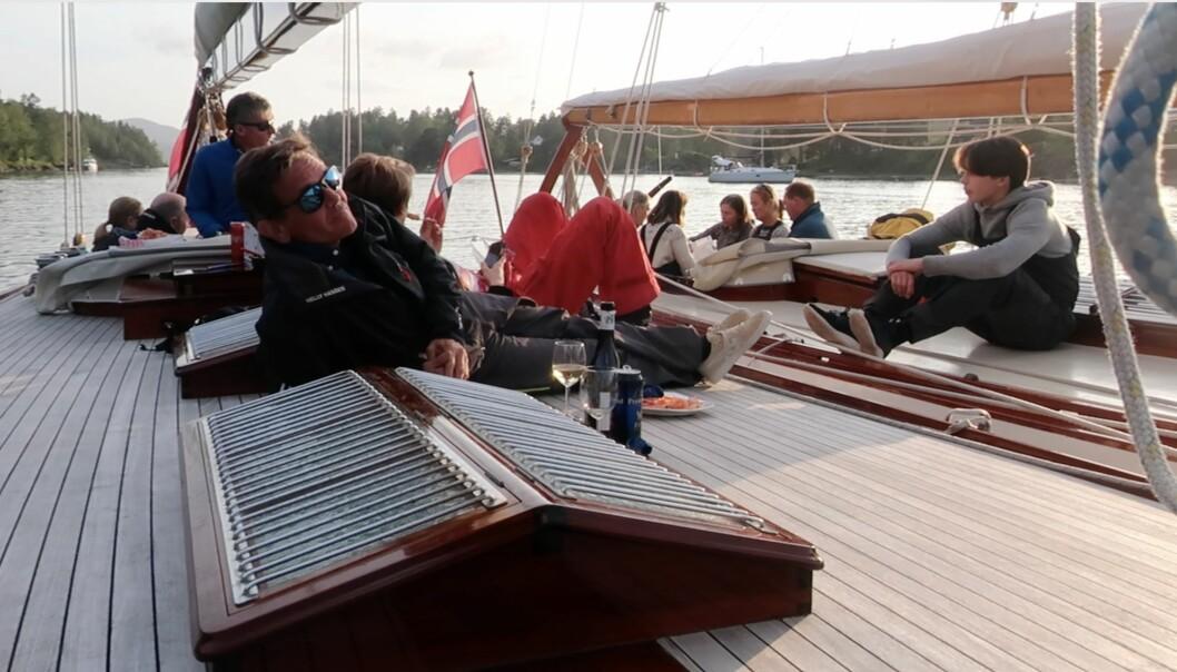 NYTER SESONGEN: Skjer en skade vil man gjerne raskest på sjøen igjen, og det er fokuset til Maritim Forsikring AS.