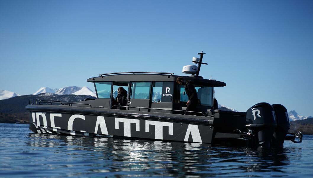 SJEKK VESTEN: I sommer vil «Regattabåten» gi deg anledning til å sjekke vesten din.
