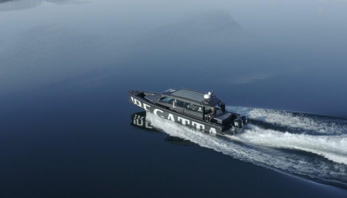 SOMMERTURNÈ: «Regattabåten» skal besøke flere havner langs kysten i sommer.