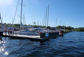 Oslofjordens nye gjestehavn