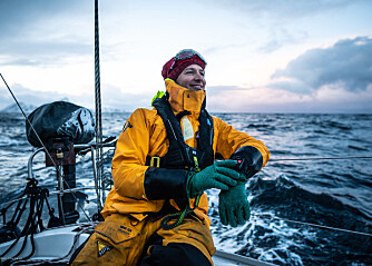 «Barba» til Antarktis