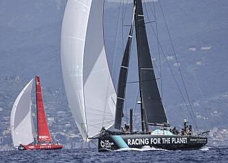 Team Germany og Mirpuri vant Ocean Race Europe