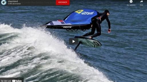 Fremtidens windsurfing