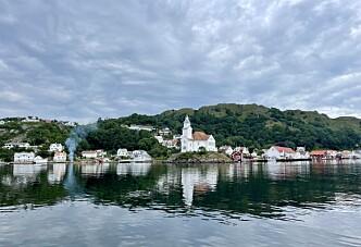 Båttur i et Norge i miniatyr