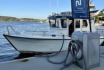 Nærmere strengere regler mot septiktømming i sjøen