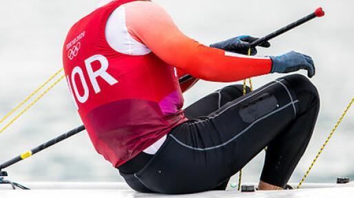 Tomasgaard opp på sølvplass