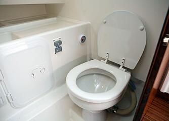 Fra manuelt til elektrisk toalett