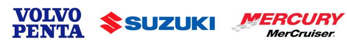 FORHANDLER: AB Marine er hovedforhandler for Volvo Penta, Suzuki og Mercury