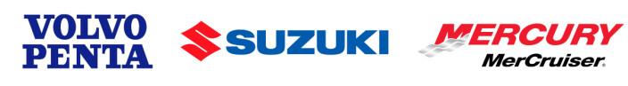 FORHANDLER: AB Marine er hovedforhandler for Volvo Penta, Suzuki og Mercury.