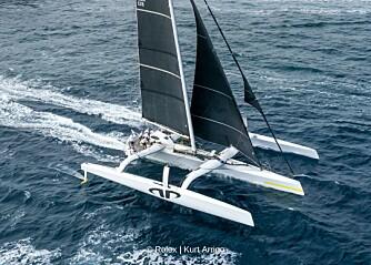 Ny rekord i Middle Sea Race